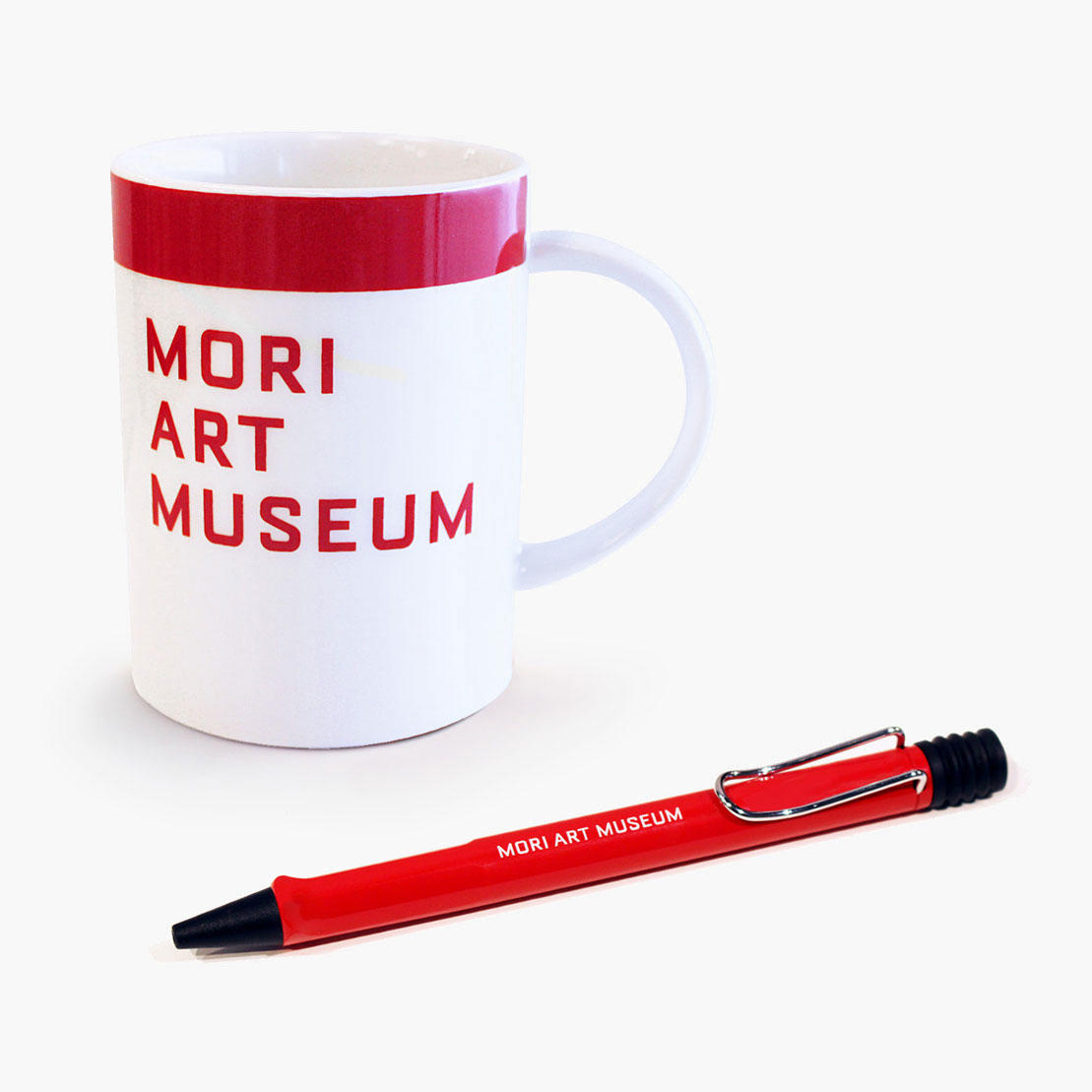 Mori Art Museum Original Mug Mori Art Museum Original LAMY Ball-point Pen